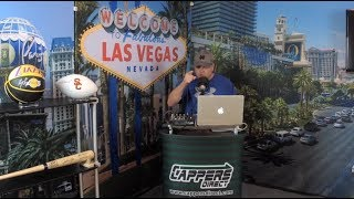 Cappers Nation Live - FREE NFL Sunday Night Football Philadelphia Eagles vs. Los Angeles Rams