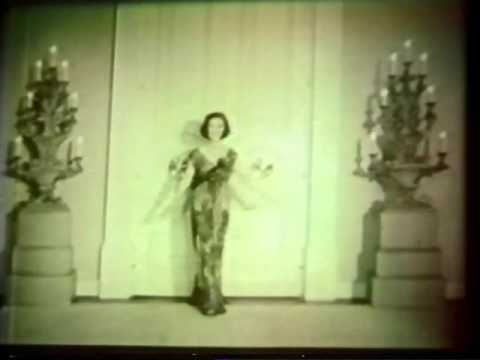 Loretta Young TV Entrances