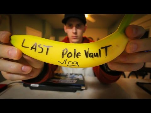 How to Bend a Pole | Last Pole Vault Vlog
