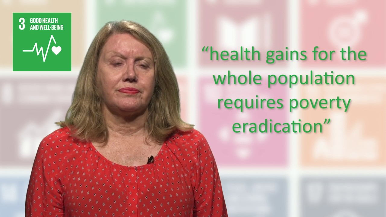 Sustainable Development Goal SDG 3: Good Health and Well ...