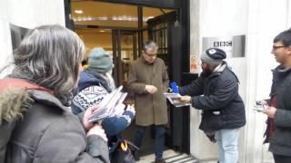 Rowan Atkinson in London 20 12 2016 Top 10 Video