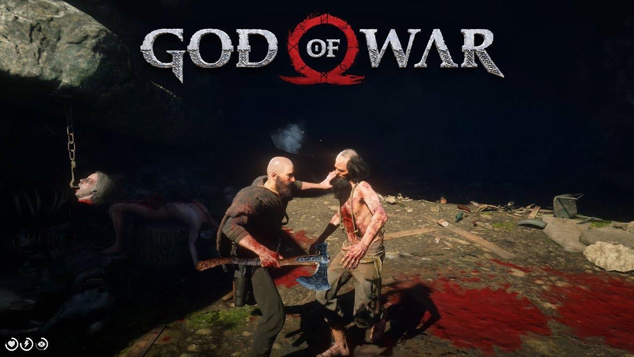 В Red Dead Redemption 2 добавили Кратоса из God of War! Только ему топор маловат (видео)