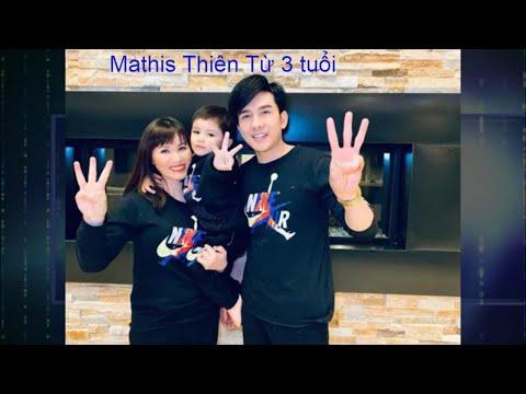 Đan Trường L Chia Sẻ Thú Vị Khi Con Trai Mathis Thiên Từ 3 Tuổi