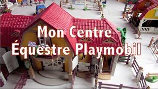 Mon Centre Equestre Playmobil -Présentation-