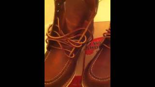 Redwing Boots 1907 quick look