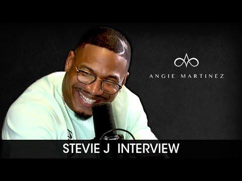 Stevie J Talks Joseline & New Baby, In Love w/ Faith + New Penthouse Reality Show!