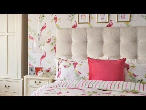 Laura Ashley Bedroom Bedsets Spring Summer 2017 - YouTube