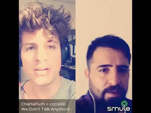 Charlie puth Don't talk anymore Cizreli mehmet ali