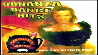 Gambar cover BONANZA Dance Hits (2004) - Pontocom Records (CD Completo)