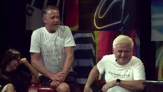 Jiří Langmajer a Michal Suchánek  (10.9. 2019, Malostranská beseda) 7 pádů HD