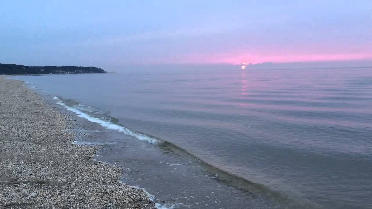 Cedar Beach Sunset Mount Sinai Ny