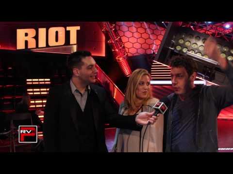 Jamie Denbo & John Ross Bowie are Brangelina of Fox Riot