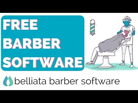 Barber shop software - Scheduling & Appointment Booking by Belliata