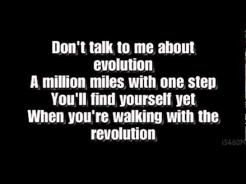 Robbie Williams - Revolution