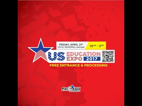 US Education Expo 2017 Invites