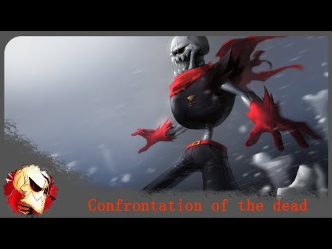 Undertale AU [UnderFell] - Confrontation Of The Dead (Bonetrousle Remix)