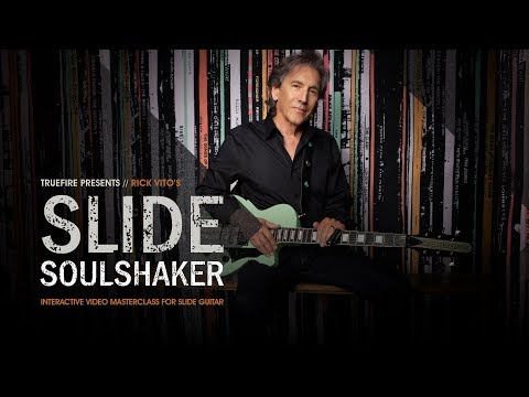 Slide Soulshaker - Intro - Rick Vito Mp3