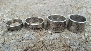 "Coin Rings: A Simple Trick for Figuring Your Band Widths (for the ""Swedish Wrap Method"")"
