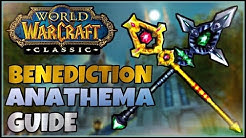 How to get Benediction and Anathema in Classic WoW | Classic WoW Quest Guide