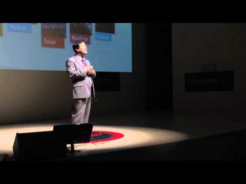 ITER, towards the dream of a fusion energy era: KiJung Jung at TEDxDaedeokValley