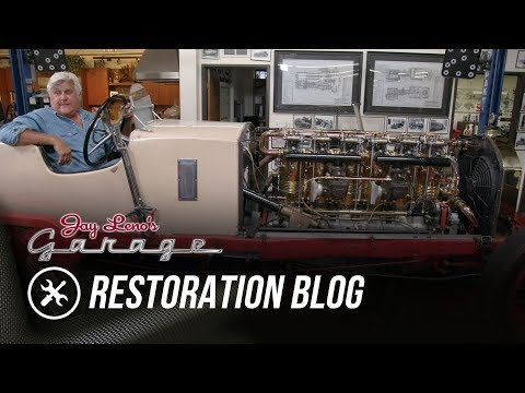 Take a Peek Inside Jay Leno's Magical Restoration Shop