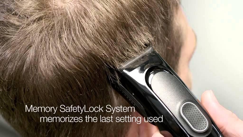 Braun Series 5 Hair Clippers - YouTube 0df9e538418