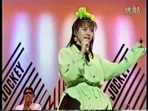 中山美穗「派手!!!」1987.5.10現場版live 偶像媽咪主題曲
