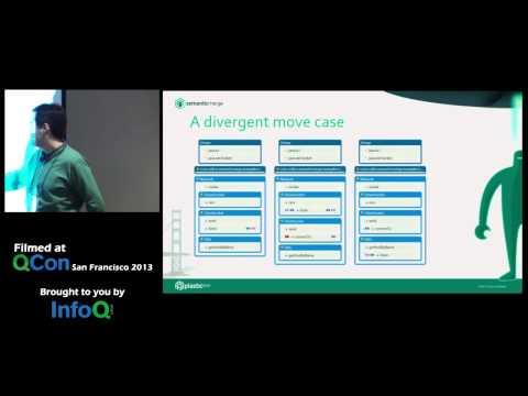 InfoQ - QCon San Francisco 2013 - Refactoring in the DVCS Age - Enter Semantic Merge