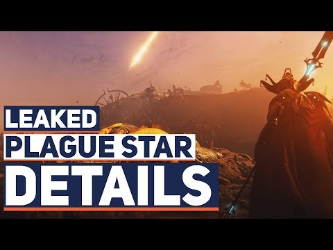 Warframe: Leaked Plague Star Event Details, Boss and Rewards thumbnail