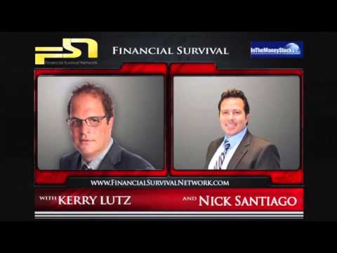 Nick Santiago--Will Gold Go Parabolic? #3006