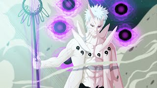 Naruto Ultimate Ninja Storm 4 Gameplay - Six Paths Uchiha Obito Awakening & Ultimate Jutsu