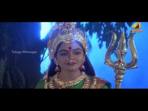 Sri Raja Rajeswari Movie Scenes - Bhanupriya calling Ramya Krishna a goddess - Ramki, Sanghavi