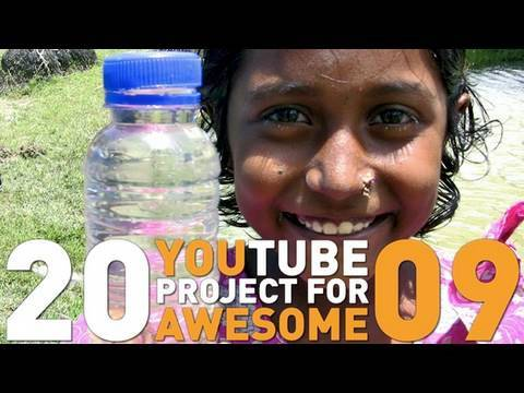 The Gift of Clean Water - Project for Awesome