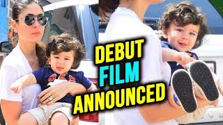 Taimur Ali Khan To Star In Student Of The Year 5 | Kareena Kapoor REVEALS Details