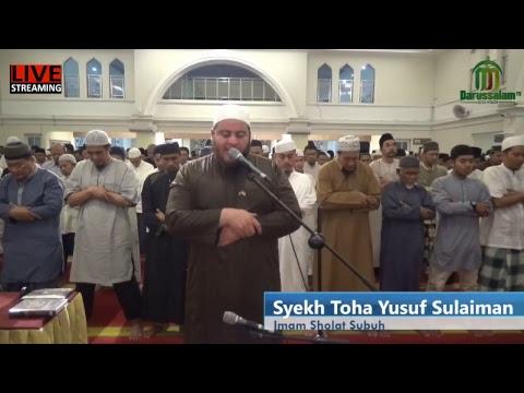 Imam Sholat Subuh-Syekh Toha Yusuf Sulaiman