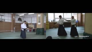 Aihanmi omote shihonage (TD, KT, KK, TI)