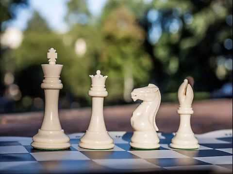 Quadruple Weight Chess Set: Product Review