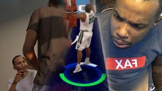 Fighting With My Teammate! Getting Green Releases! NBA 2K17 MyCareer Prelude Gameplay