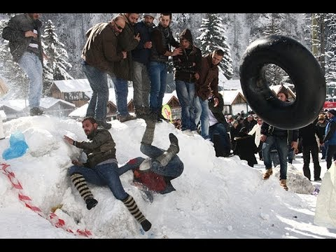 Ayder Kardan Adam Şenlikleri 2. Gün