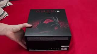 Unboxing HP 800 Omen Headphones
