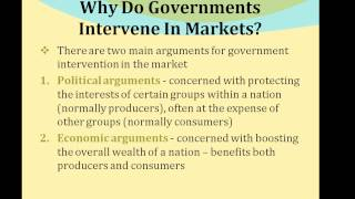 International Business Chapter 6 part 2 (The Political Economy of International Trade)