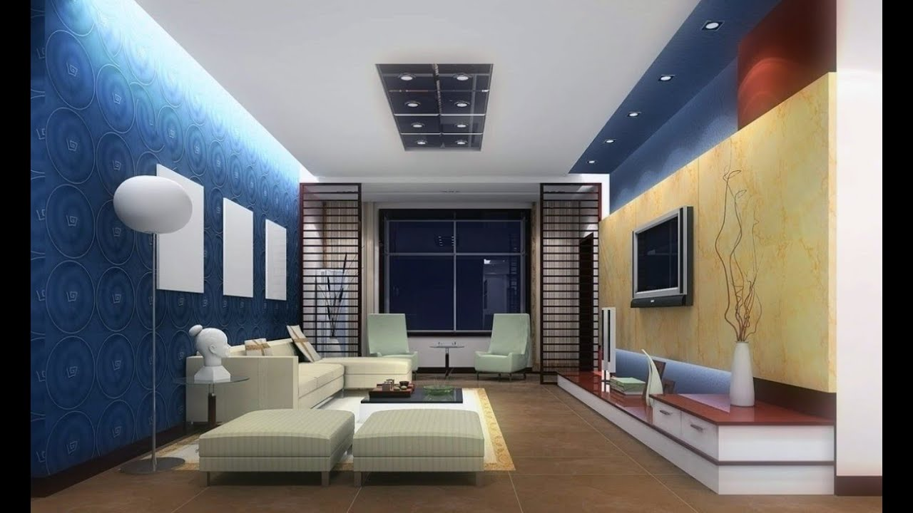 blue living rooms interior design light blue living room interior lighting design 23981