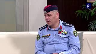 أعمال مفاجئة لإزالة الدوارين الخامس والسادس في عمان - (3-9-2019)