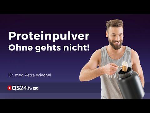 Ohne Proteinpulver geht's nicht - Stimmt das?