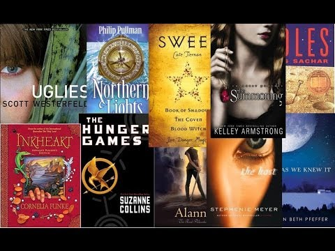 10 Teen Non-Fiction Book Recommendations - YouTube