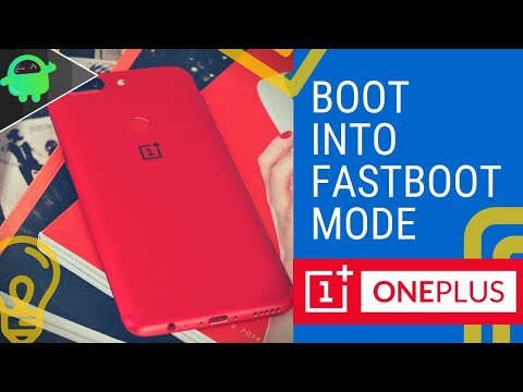 How To Enter Fastboot Mode On OnePlus Device