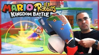 Ο Mario Με Όπλο! (Mario + Rabbids: Kingdom Battle)