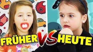 Ava FRÜHER vs. HEUTE - DAS war unser erstes Video 😂  Geschichten und Spielzeug