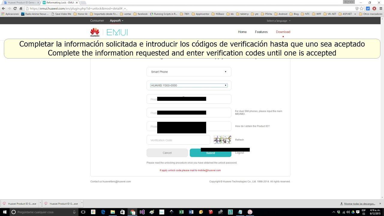 Huawei Bootloader Unlock App Tool For Free – Fondos de Pantalla