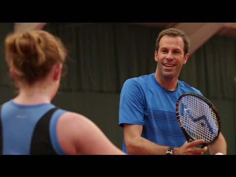 Tennis Master Class Featuring Greg Rusedski & Wayne Ferreira at David Lloyd Leisure
